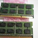 ノートPC用増設メモリD3N1600-4G