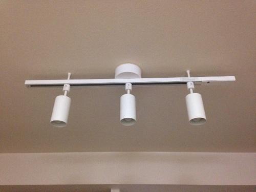 【美品】無印良品 システムライト LEDスポットライト・小3こ セット