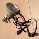 【交渉中】【500円】クリップで留められる1灯のスポットラ…