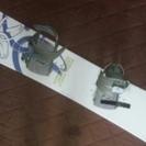 ジャンク スノーボード板