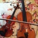 廿日市でバイオリン出張レッスン