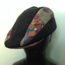 和柄♡ハンチング帽子♡新品
