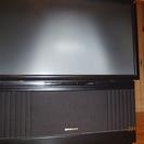 パイオニア 43型 Hi-fi  ワイドプロジェクションテレビ ...