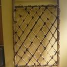 竹で出来た扉を税込2,000円でご提供します