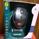 ロジクールMX1100コードレスレーザーマウス