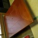 高級木材囲炉裏テーブル