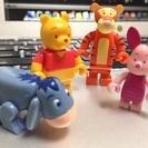 レゴ風・プーさんと仲間たち