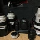 カメラの遺品整理、買取します!