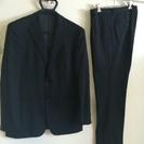 (1)紳士用 スーツ 胸囲96-胴囲86-身長170  サイズ ...