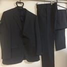 (3)ツーパンツスーツ 96AB-5 紳士用 胸囲96-胴囲86...