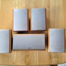 (再出品) パイオニア  5.1chホームシアター用スピーカーセット