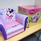 美品 コストコ ディズニーミニーUpholstered Chair