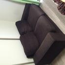 《あげます》二人掛けソファ(IKEA)