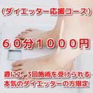 ダイエッターの方限定(ダイエッター応援コース!)
