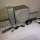 YAMAHA 5.1chホームシアターサウンドシステム