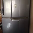 SANYO自動製氷機能付冷蔵庫