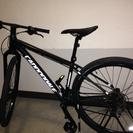 なんか黒い自転車あげます。