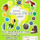 ◆ブラジル展「ブラジルの色彩~As Cores do Brasil」