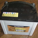 バッテリー 日立 75D23L - 大分市