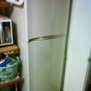 冷蔵庫、あげます。