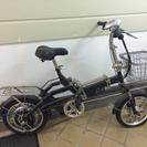 フルアクセル自転車 時速40㎞ ターボ付き