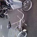 売れました受け付け終わります.ブリジストンワゴン 大人用三輪車 走...