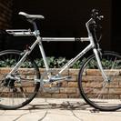 クロスバイク 24インチミニベロ
