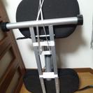 バランスチェア 譲ります 姿勢矯正 腰痛に - 江戸川区