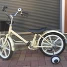 無印良品 16型幼児用自転車の画像