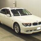 BMW7シリーズ 745I 【高品質・ディーラー車】の画像