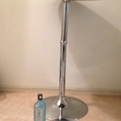 ハイテーブル 高さ90㎝ 直径60cm ※ジャンク品