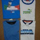 スポーツブランド Tシャツ 4枚set 未使用品