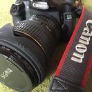 値下げしました!CanonEOS40D+付属品等一式
