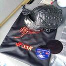 SSK-川崎宗則モデル・オイル・グローブ袋付き