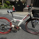 【値下げ】子供用自転車 22インチ 中古