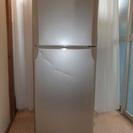 【終了】 【2002年製】137リッター冷蔵庫 さしあげます