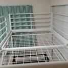 IKEAのロフトベッドです!