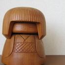 ご家庭で不要のこけし、木彫り人形 民芸品 などの無料引き取り 買取