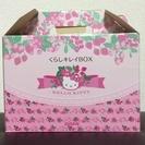 キティちゃん 暮らしキレイBOX  ダスキン 洗剤と可愛いスポンジ...