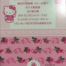 キティちゃん 暮らしキレイBOX  ダスキン 洗剤と可愛いスポンジのセット - 生活雑貨