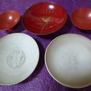 レトロシリーズ70 昭和三年の素焼きの神盃や金鶏盃
