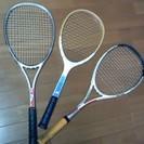中古ソフトテニスラケット
