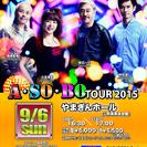 CASIOPEA 3rd A・SO・BO TOUR 2015