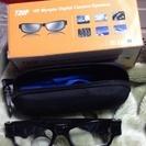 メガネ型 ビデオカメラ センターカメラ 売却済