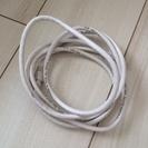 LANケーブル 2m ホワイト
