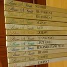 【LPレコード】世界ピアノ名曲全集・全12巻