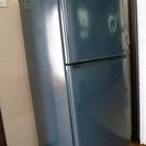 サンヨー130リットル冷蔵庫