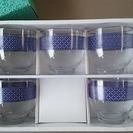 【新品】冷茶グラス 5個入り【未使用】