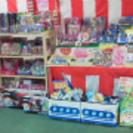 直行直帰!時間は自由!店内へのおもちゃの陳列、掃除作業です!