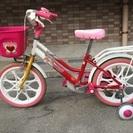 美車両!!鹿児島市 中古自転車 子供自転車(女の子用) プリキュア...